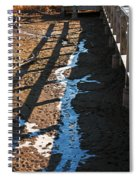 Winters Approach Spiral Notebook