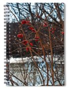 Winters Food Store Spiral Notebook