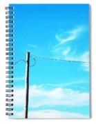 Wire Wrangler Spiral Notebook