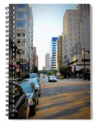 Wisconsin Avenue 2 Spiral Notebook