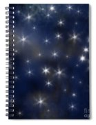 Wish Upon A Star Spiral Notebook