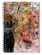 Wishing For Freedom Like Yours My Friend Spiral Notebook
