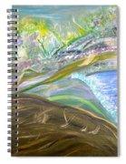 Wistful Dreams Spiral Notebook