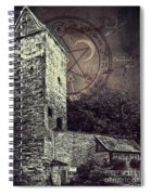 Witch Tower Spiral Notebook