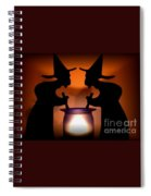 Witches Brew Spiral Notebook