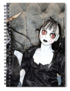 Witches Of Hallow's Eve Spiral Notebook