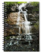 With A Little Sound Of Music Spiral Notebook