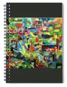 With Heavenly Assistance Spiral Notebook