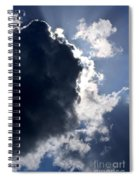 With Thunder He Speaks Spiral Notebook