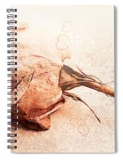 Withered Dreams Spiral Notebook