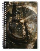 Within Whorls Of Beauty Spiral Notebook