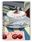 Wittenberg Cappucino Spiral Notebook