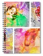 Woman's Soul Spiral Notebook