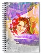 Woman's Soul Part 2 Spiral Notebook