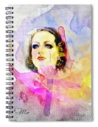Woman's Soul Part 3 Spiral Notebook
