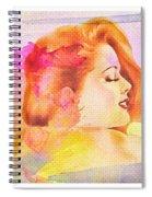 Woman's Soul Part 4 Spiral Notebook