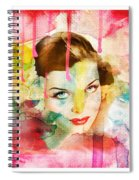 Woman's Soul Prelude Spiral Notebook