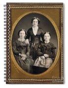 Women C1855 Spiral Notebook