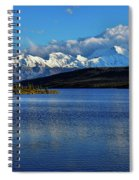 Wonder Lake Spiral Notebook