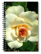 Wonderland Rose Spiral Notebook