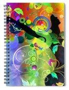 Wondrous 2 Spiral Notebook