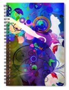 Wondrous  Spiral Notebook