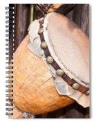 Wooden Instruments Spiral Notebook