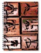 Wooden Killers Spiral Notebook
