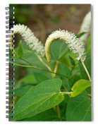 Woodland Flower 2 Spiral Notebook