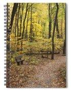 Woodland Respite Spiral Notebook