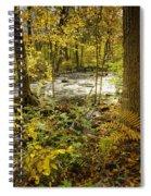 Woodland Scene Spiral Notebook
