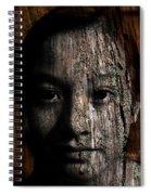 Woodland Spirit Spiral Notebook