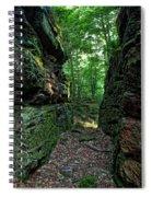 Worden's Ledges Spiral Notebook