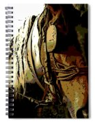 Work Horse Spiral Notebook