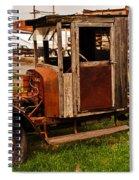 Workhorse Spiral Notebook