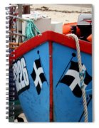 Working Harbour Spiral Notebook