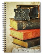 Works Of Art Spiral Notebook