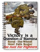World War I: Poster, 1917 Spiral Notebook