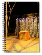 Worlds Richest Acre Park In Kilgore Spiral Notebook