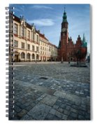 Wroclaw Town Hall Spiral Notebook