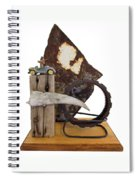 Wrong Directions Spiral Notebook