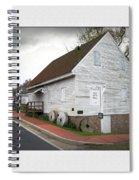 Wye Mill - Street View Spiral Notebook