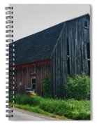 Wyoming County 5673c Spiral Notebook