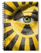X-ray Vision Spiral Notebook