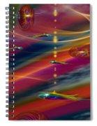 Xenocroppy Spiral Notebook