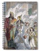 Xerxes I & Esther Spiral Notebook