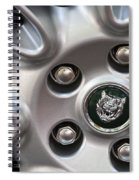 Xjs Wheel Spiral Notebook