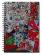 Xmas Presents 03 Spiral Notebook