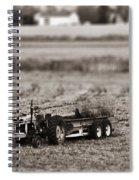 Yard Work Spiral Notebook
