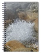 Yellowstone Hot Springs 9499 Spiral Notebook